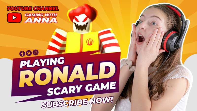 Playing-Ronald-Scary-Game